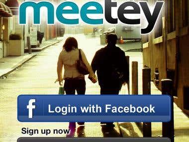 Meetey App