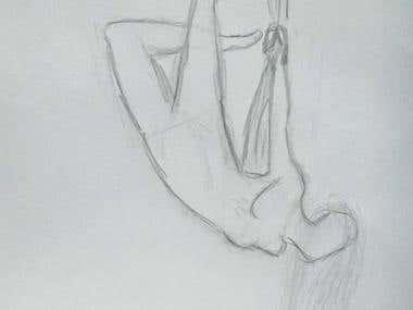 Concept Arts/Life Drawing