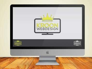 logo kroon design
