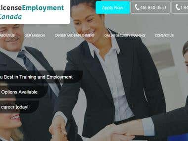 Licens Eemployment Canad
