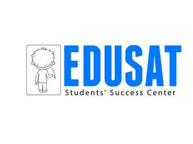 Logo for Edusat
