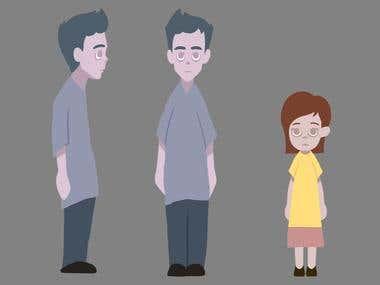 Character design III