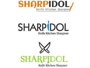 Package Design and Logo designed  for SharpKnife