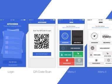 App UX Design