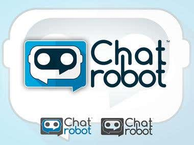 Chat Robot Logo