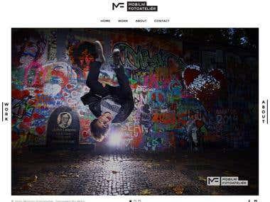 Project: Mobilní Fotoateliér