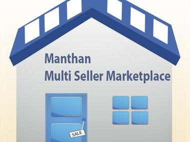 Manthan Multi Seller Marketplace