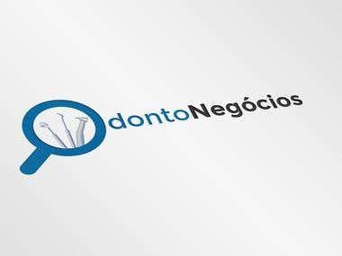 Logo for Odonto Negocios