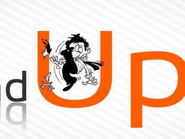 Logo for one website