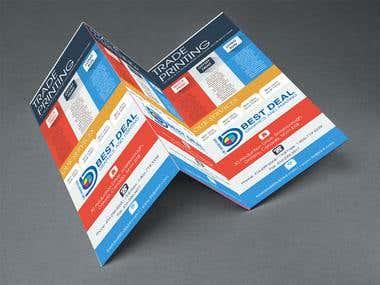 Print Brochure designs