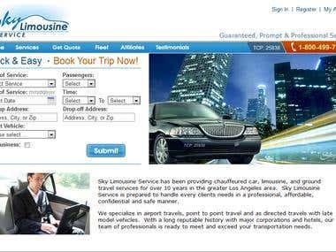 Sky Limousine Service