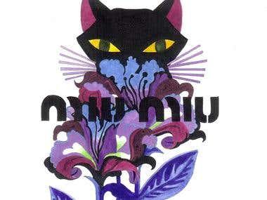 MUI MUI Cat