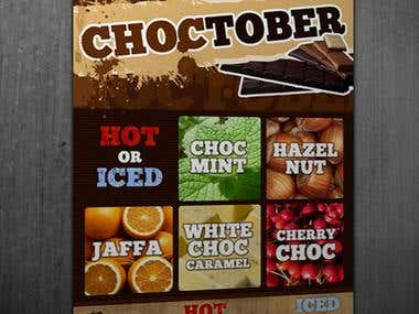 Bean Bar - Choctober
