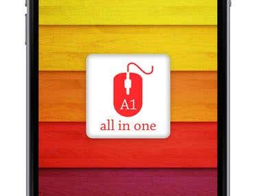 All in One - E commerce Mobile Application