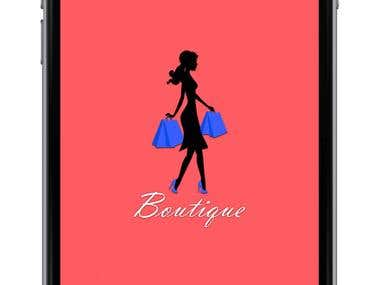 E commerce portal & app for Boutique segment