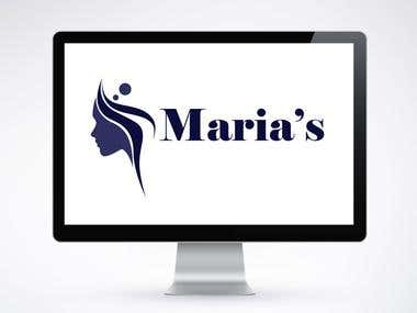 Logo for Maria's
