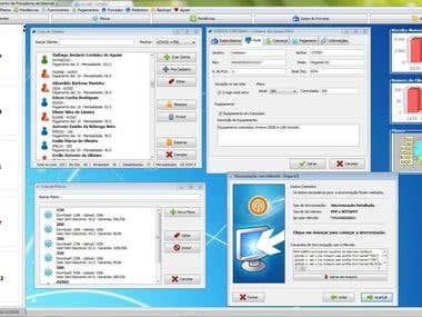 DesktopApp: MegaProvedor