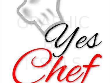 Logo for Yes Chef