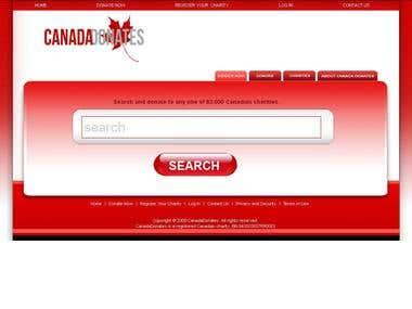 Canada Donates