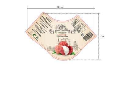 Etikettdesign