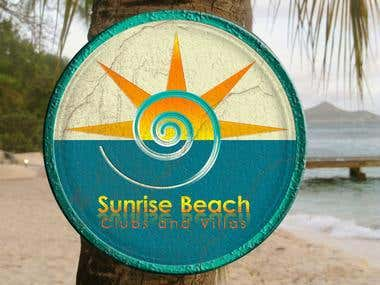 Sunrise Beach - Logo, Branding, CI, Print & Packaging