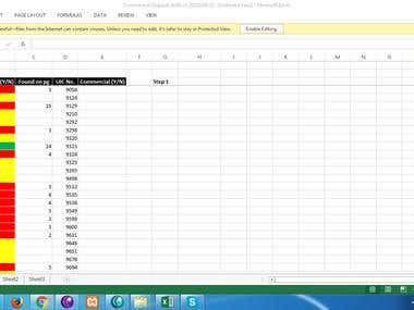 Enter Data from Website to Spreadsheet