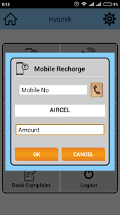 Hyipke-Mobile Recharge Android app