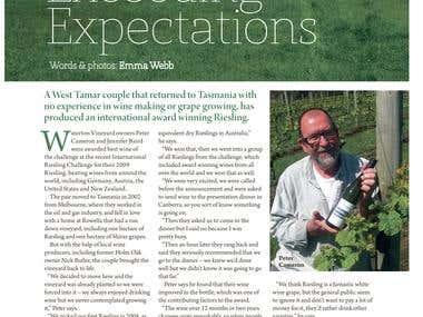 Waterton Vineyard