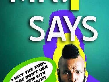 Charm City Grphics Advertisment