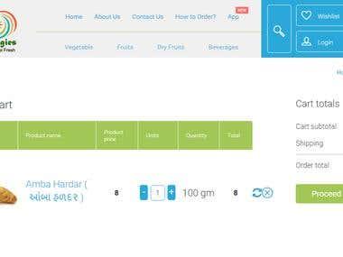 SriRam Veggies Online Store To Buy Fresh Veggies and Fruit
