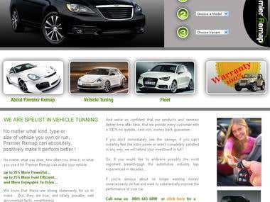 Website - Premier Remap Ltd.