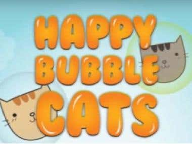 Original Music - Happy Bubble Cats