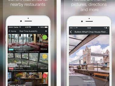 eet - iOS App
