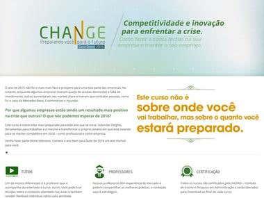 CHANGE – Preparando você para o futuro