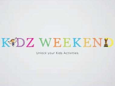Kidz Weekend Logo