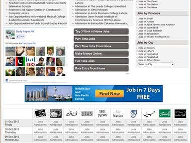 Website Design & Development and SEO