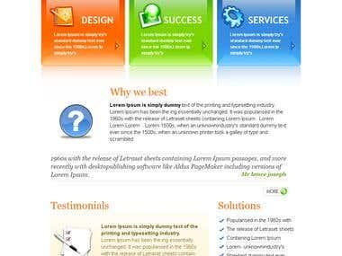 Data builders website