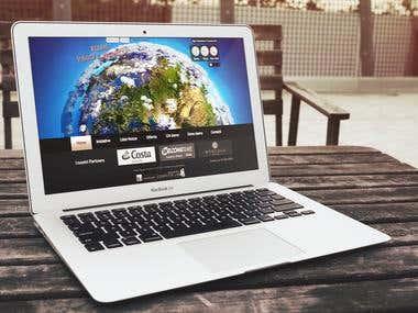 2011 - Travel Agency Website