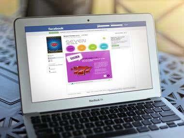 2008 - Facebook Fan Page