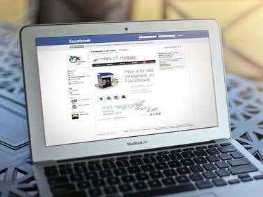 2008 - Facebook e-Commerce