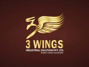 3Wings Logo