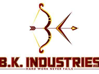 BK industries Logo