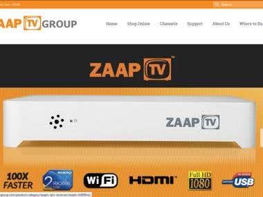 ZAAP Tv Studio