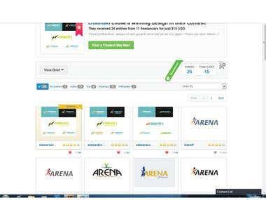 more winner logos :)