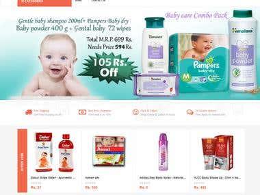 Online Kirana Store: OpenKart