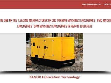 Zanox Fabrication Technology