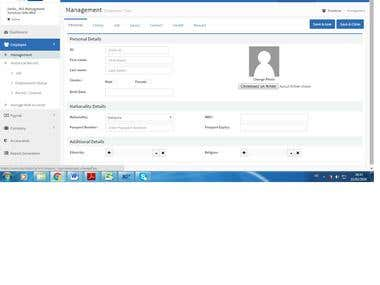 Data Entry Staff Managment System