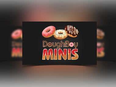 Doughboy Minis Logo