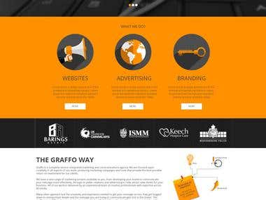 Graffo Web design