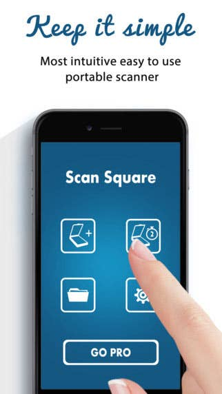 Ios Scanner application